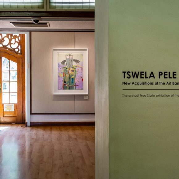 Tswela Pele:  New Acquisitions of the Art Bank of South Africa