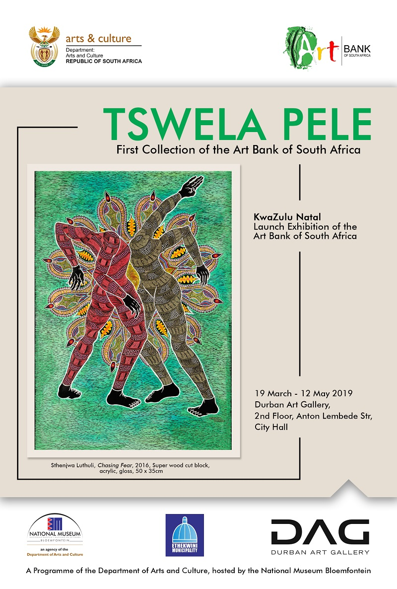 Press Release – Tswela Pele: First Collection of Art Bank of South Africa KZN Launch Exhibition