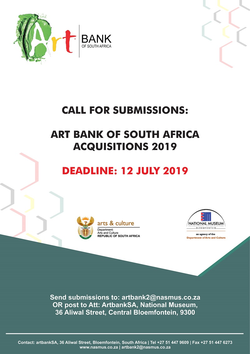 Invitation to Artists to Submit Artwork to ArtbankSA – 2019