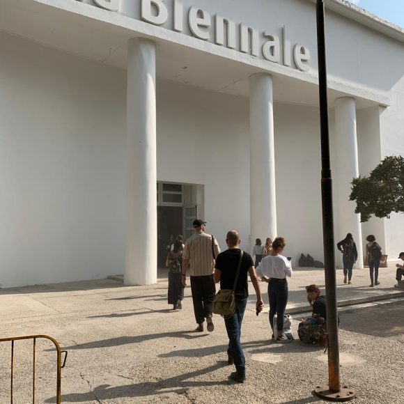 The Venice Biennale: Past and present